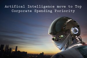 Artificial Intelligence Moves to Top Corporate Spending Priority