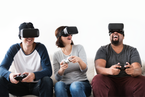 Virtual Reality and Future of Gaming